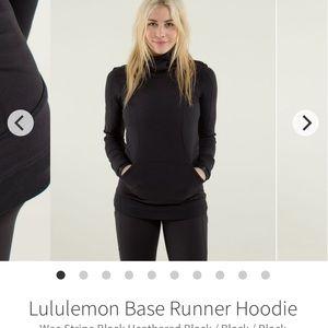 Lululemon base runner hoodie
